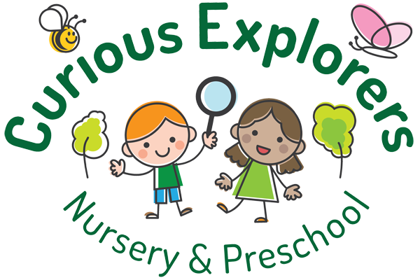 Curious Explorers - Logo
